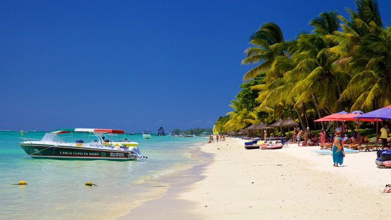 The 5 best beaches in Mauritius