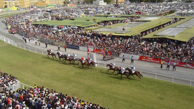 Pferderennen auf Mauritius, Champ de Mars