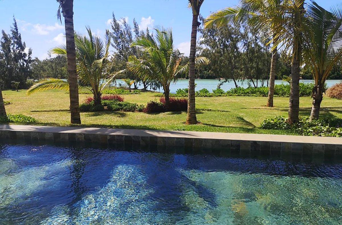 Barachois 8 私人别墅海滨,在毛里求斯有 2 个游泳池出租