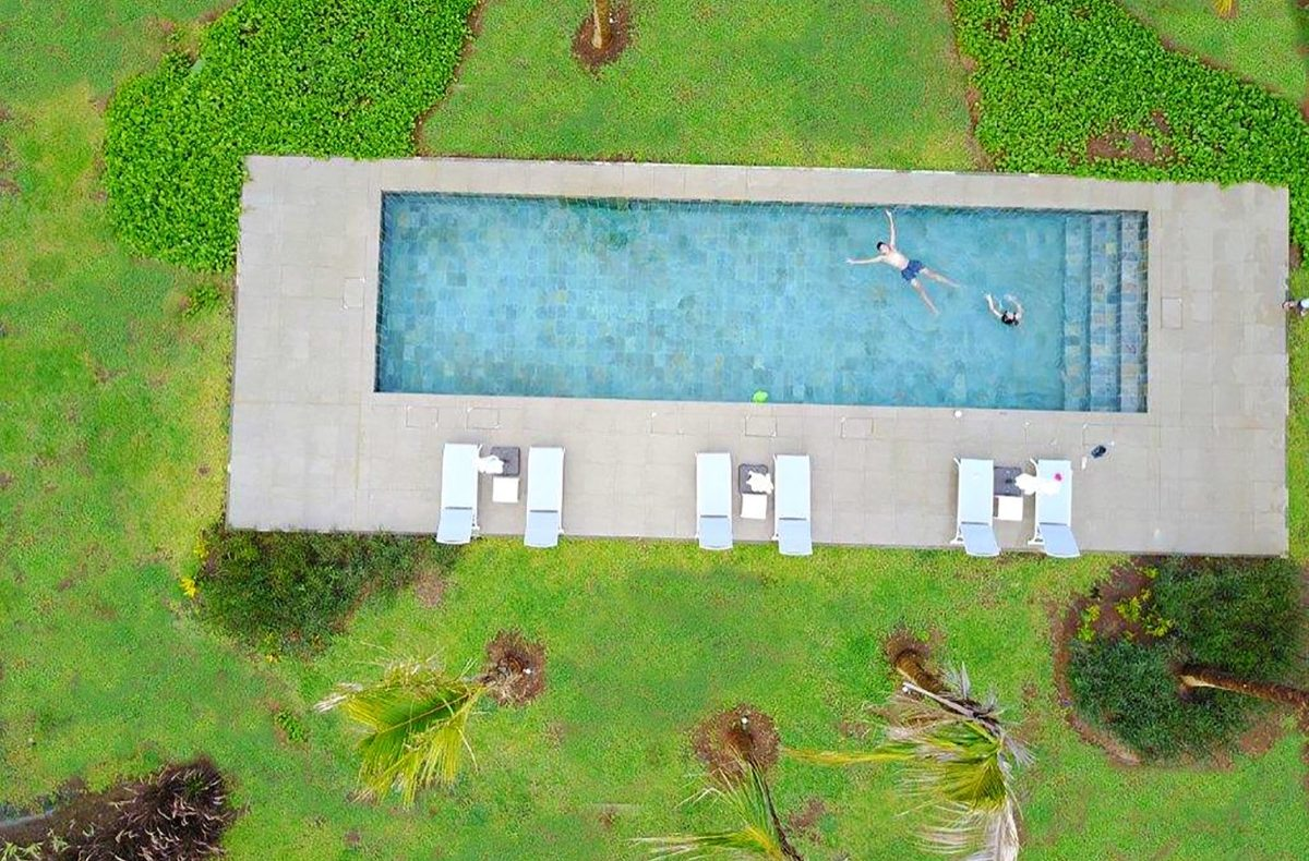Barachois 8 villa privada frente al mar con 2 piscinas en Mauricio para alquilar